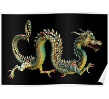 Eastern Dragon Poster