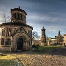 Glasgow Necropolis by Daniel Davison