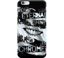 Ride Shiny iPhone Case/Skin