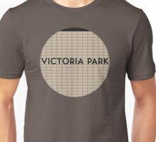 VICTORIA PARK Subway Station Unisex T-Shirt