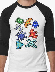 Retrovaders Men's Baseball ¾ T-Shirt