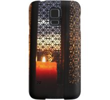 Twilight candle Samsung Galaxy Case/Skin