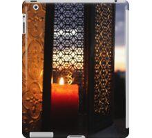 Twilight candle iPad Case/Skin