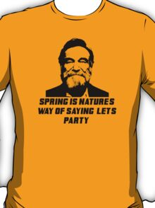 Robin williams /quote T-Shirt