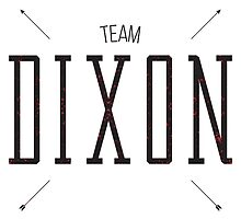 Team Dixon - Alternate by Dorothy Timmer