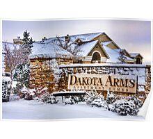 Dakota Arms Poster
