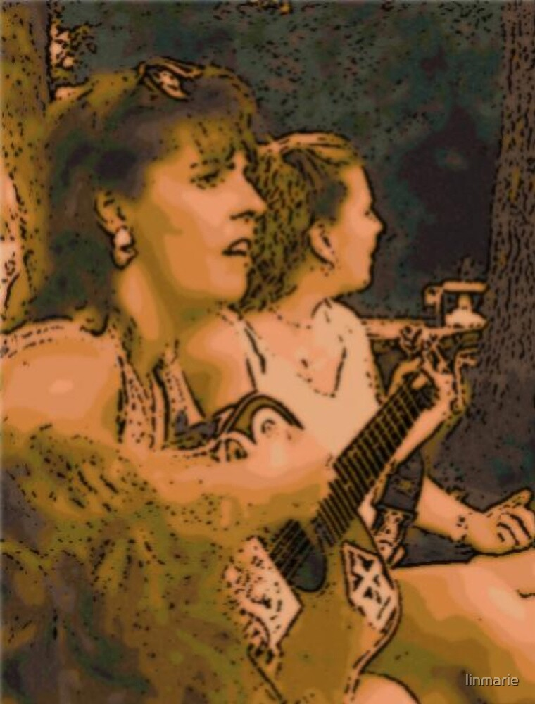 Mother and Daughter Song by linmarie