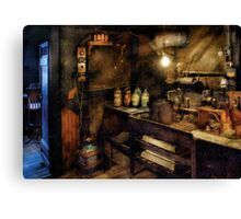 Photographer - The Dark Room Canvas Print