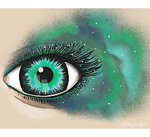 Dreams and Nightmares- Ocular Eclipse Photographic Print