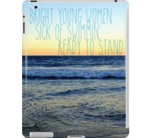 Reeeaady to Stand! | The Little Mermaid iPad Case/Skin