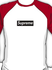 Supreme Black Box Logo T-Shirt
