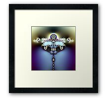 The Scepter Framed Print