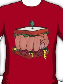 Knuckle Samich! T-Shirt