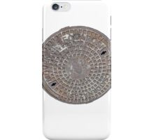 Grate in Budapest  iPhone Case/Skin