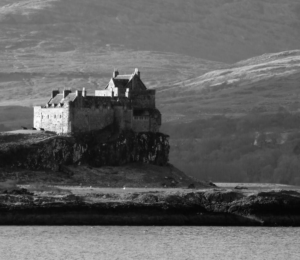 Duart Castle by Susan Dailey