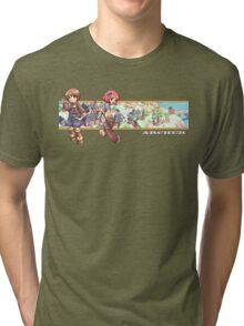 [RO1] Classic Archer Tri-blend T-Shirt
