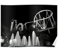 Six Flags Poster