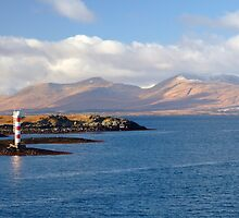Kerrera Spit and Mull  by Susan Dailey