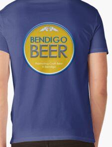Bendigo Beer Mens V-Neck T-Shirt