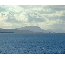 Firth of Lorn  Photographic Print