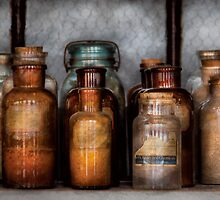 Chemist - Various Chemicals by Mike  Savad