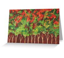 Time for Fall Greeting Card