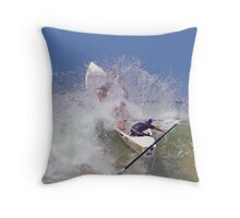 ASRL Navy Torquay 20 Throw Pillow