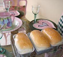 Bread Baking Day by Cathy Amendola