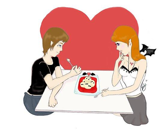 Happy Valentine's by Katz Karma