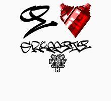 I Heart Graffiti Unisex T-Shirt