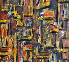 Maze by Elaine Davoren