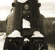 Old Train by Geos