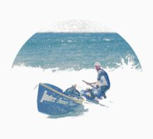 I support Port Fairy SLSC (large design) by Andy Berry