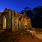 Lights are on but no one&#x27;s home! by David  Hibberd