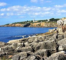 Cascais, Portugal... seascape by Haydee  Yordan