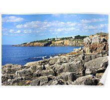 Cascais, Portugal... seascape Poster