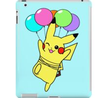 Pikachu Used Fly! iPad Case/Skin