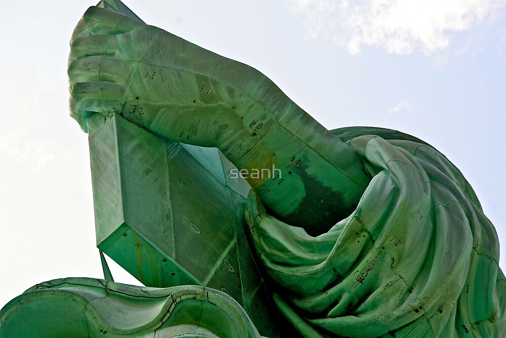 The Weight of Freedom by seanh