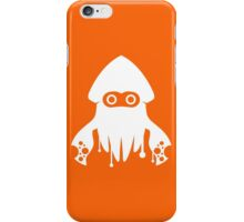 Super Splatoon Bros. (Orange) iPhone Case/Skin