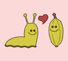 Banana Love Kids Tee