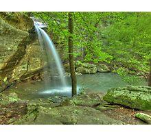 Jackson Falls Photographic Print