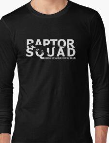 raptor squad Long Sleeve T-Shirt