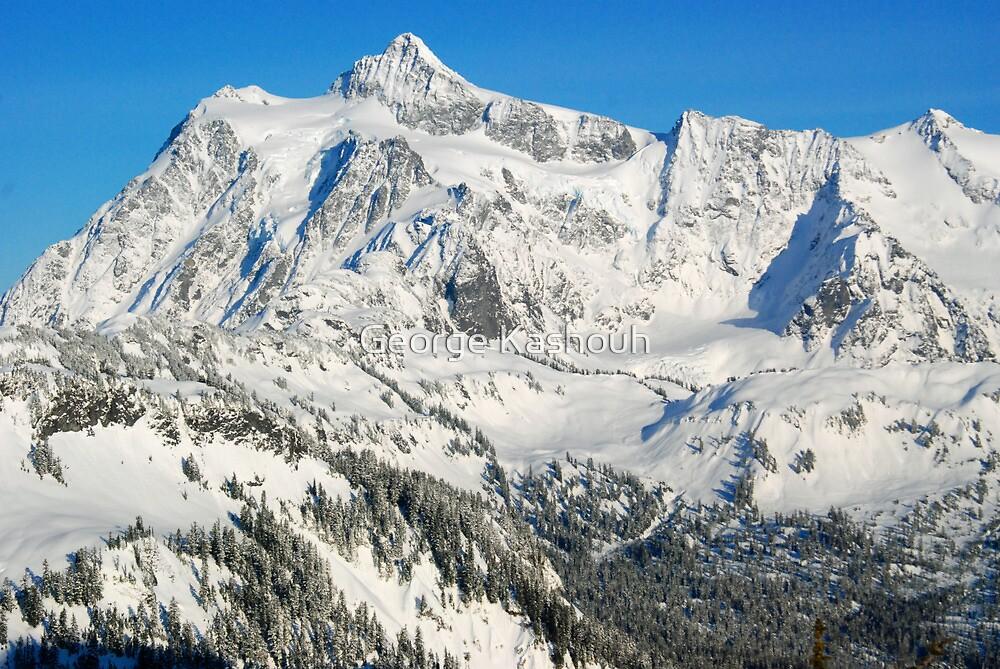Mt. Shuksan by George Kashouh