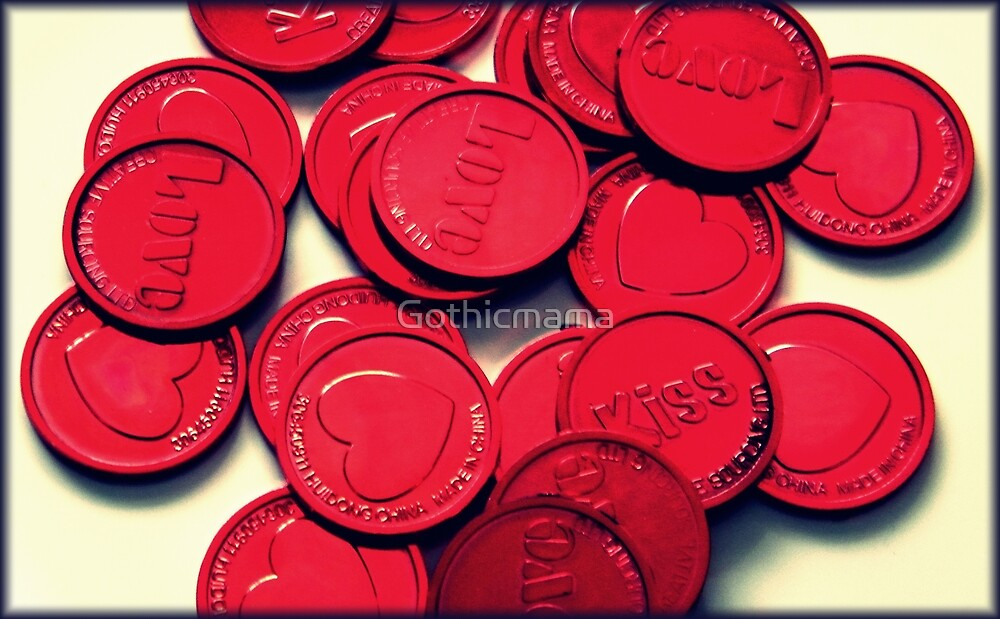 Love Tokens by Gothicmama
