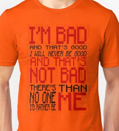 Bad Anon - Wreck-it Ralph Unisex T-Shirt