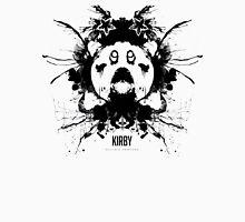 Kirby Ink Blot Geek Psychological Disorders Unisex T-Shirt