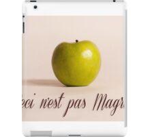 Ceci n'est pas Magritte - pomme iPad Case/Skin