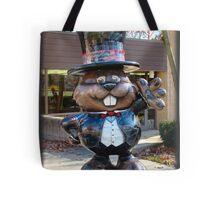 Happy Ground Hog Day! Tote Bag