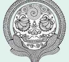 Trophy Skull by Danielle Reck