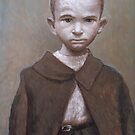 Portrait of a poor boy by ipalbus-art